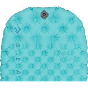 Sea to Summit Comfort Light Insulated Air Mat Large Women carribean